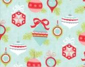 CLEARANCE: Vintage Holiday Aqua Ornaments 55160 13