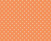 Swiss Dot Orange by Riley Blake Designs