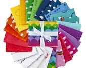24 pc Dream Fat Quarter Bundle by Quiet Play for Riley Blake Designs