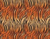 On Safari Bengal Orange by Riley Blake Designs