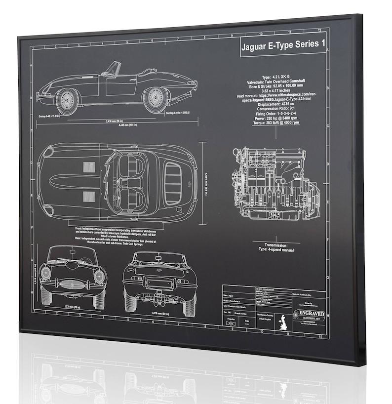 Jaguar E Type Series 1 Wiring Diagram - Wiring Diagrams on