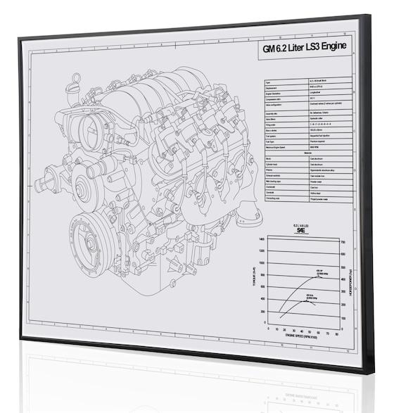 Ls3 Engine Diagram