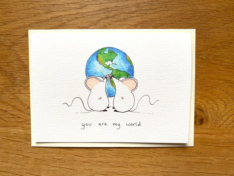 You are my world weddings or just because Tell someone they are your world perfect for anniversaries