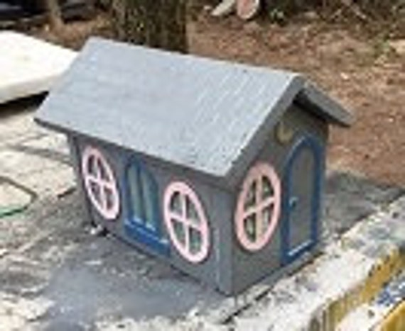 Concrete Mold to make a Fairy house or use as small planter