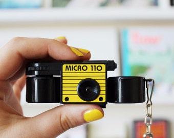 Micro-telecamera con 110 coinbox & portachiavi