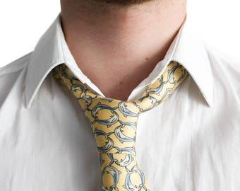 Vintage Tie Dolphins