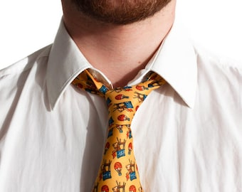 Vintage tie bears with air balloons