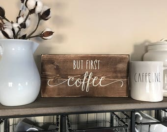 Coffee Decor Etsy