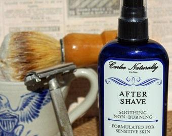 After Shave - Sensitive Skin Formula - 4 oz