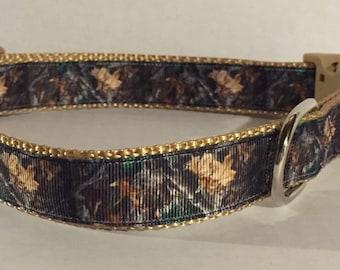 Hunter Camo Dog Collar