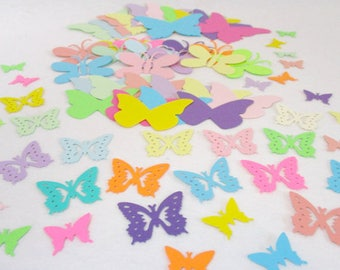 Butterflies Butterfly Die Cuts Easter Dies Butterfly Embellishment Scrapbooking Embellishment Butterfly Cupcake Toppers Party Favors