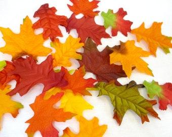 leaves napkin rings etsy