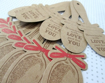 Gift Tags Bakers Supply Favors To From Gift Tags Bakers Tags Gift Wrap Gift Tags Bakery Tags Baked Goods Gift Wrap Bakery Love Tags