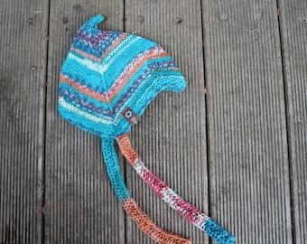 Tip cap made of wool 56/62
