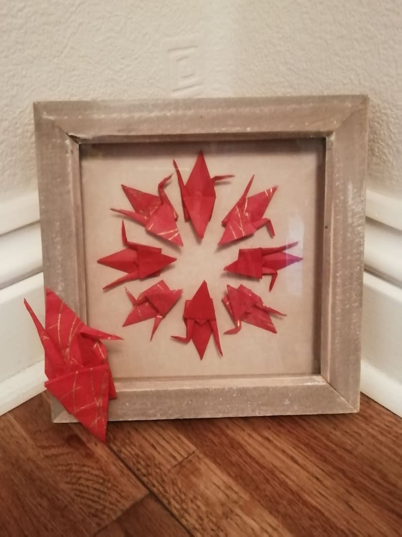 How to Make an Origami Picture Frame. : 6 Steps (with Pictures ... | 1059x794