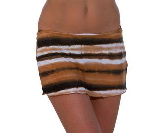 Skirted Bikini Bottom: Multiple Color Choices