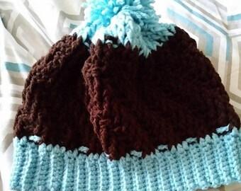 Crochet Hat - Winter Hat