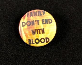 Dont End In Blood Etsy