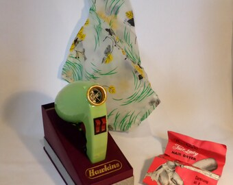 """Hawkins """"Fair Lady"""" Hairdryer - original from the 1950s"""