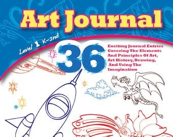 Art Journal for Kids