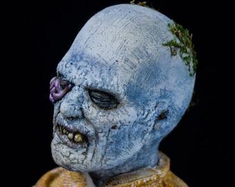 Lucio Fulci ZOMBIE 18 Inch Horror Art Doll Splatter Italian Gore Film