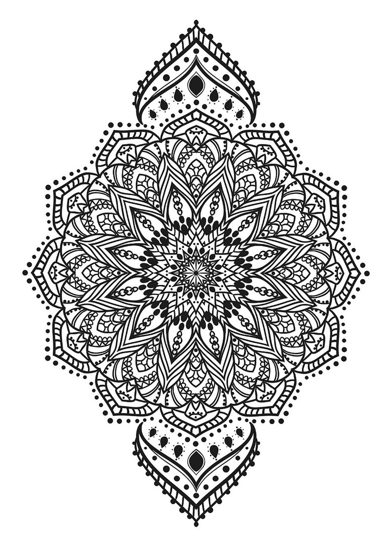 Sets Mandala tattoos image 0