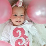 3 Third Birthday Shirt Customized Name + YOU CHOOSE the COLOR! +  Hand Painted + Screenprinted Hipster Vintage Look + 2 two 4 four 3 Three 5