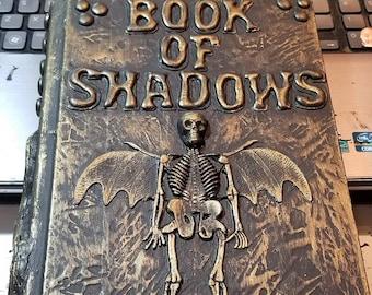 Halloween Book of Shadows Book