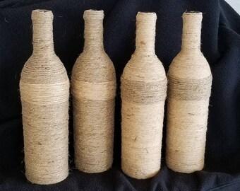 Ficelle d'emballage bouteille de vin