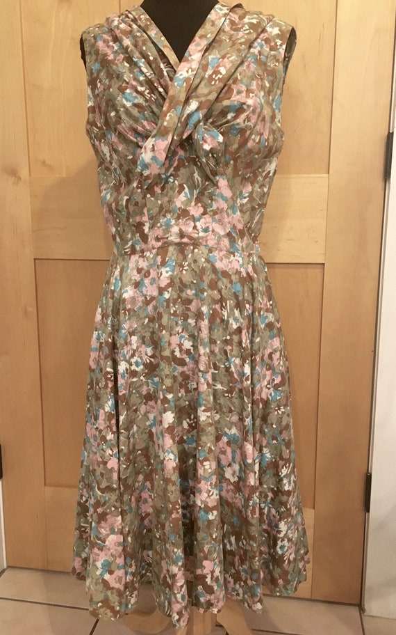 Real Vintage 1950s Sundress Jerry Gilden for Spect