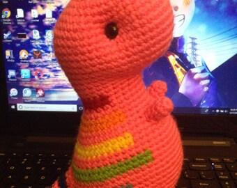 Crochet Dino Amigurumi