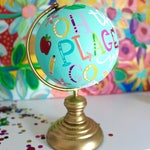 Oh The Places You'll Go Mini globe