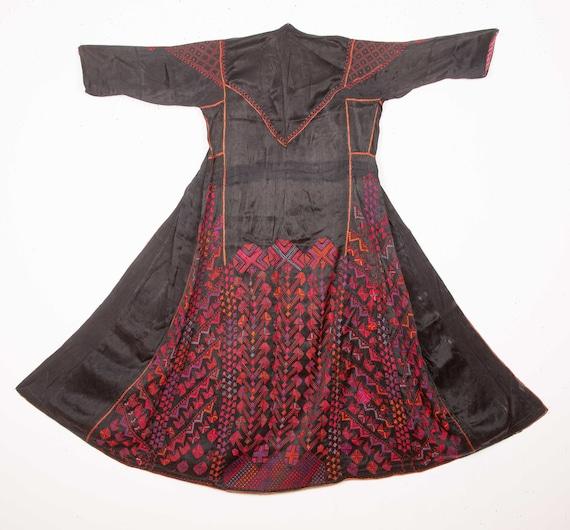 Vintage Middle eastern BEDOUIN coat, dress, costum