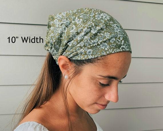 Piraten Breites Stirnband Für Frauen Halloween Bandana Stirnband Totenkopf Kopftuch Haar Verlust Kopf Verpackung