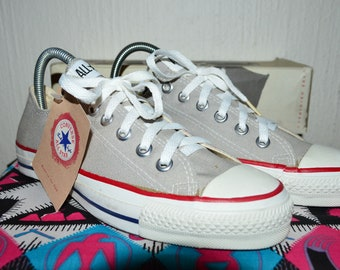 e1c0e8595ff84b converse all star vintage rare canvas deadstock og made in usa 6 nwb