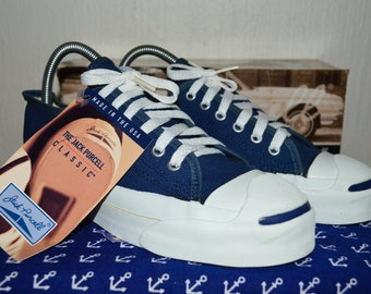 1bdd9d72192e converse jack purcell vintage rare canvas deadstock og made in USA 6 nwb