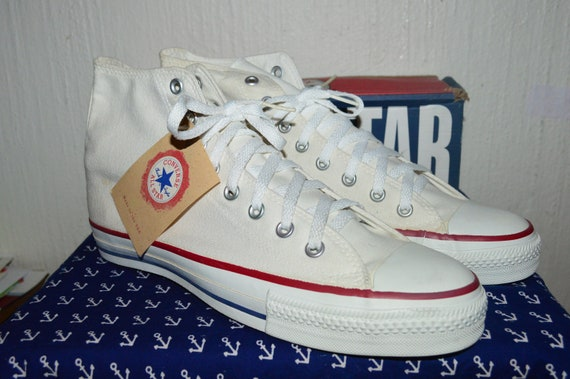 Items similar to converse all star vintage rare canvas