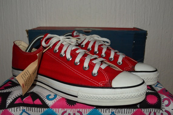 bc51692d14d8f3 Converse all star vintage rare deadstock og made in usa 10