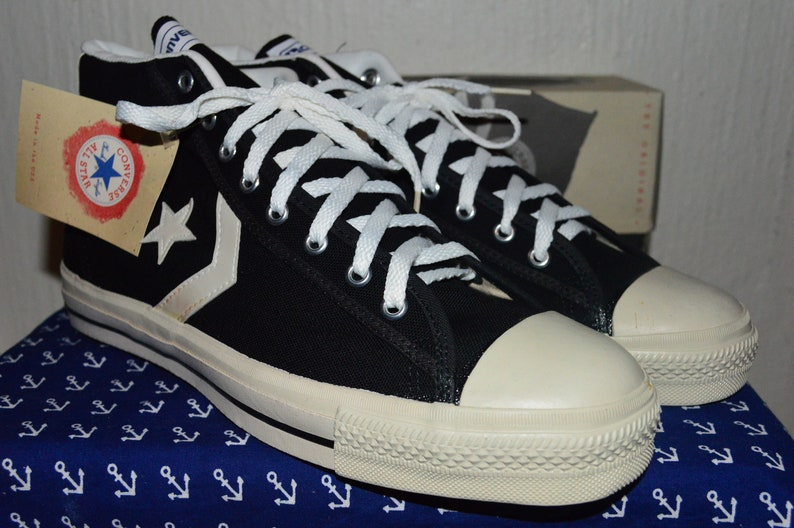 converse all star vintage rare deadstock og made in USA 10 nwb