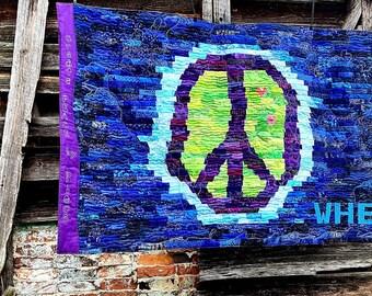 Create Peace by Piece