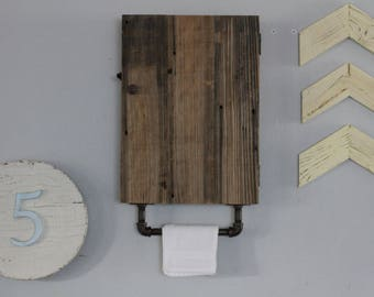 Reclaimed Wood Shelf,Reclaimed Wood Cabinet, Bathroom Cabinet, Industrial  Shelf, Medicine Cabinet, Bathroom Wall Cabinet, Medicine Cabinet