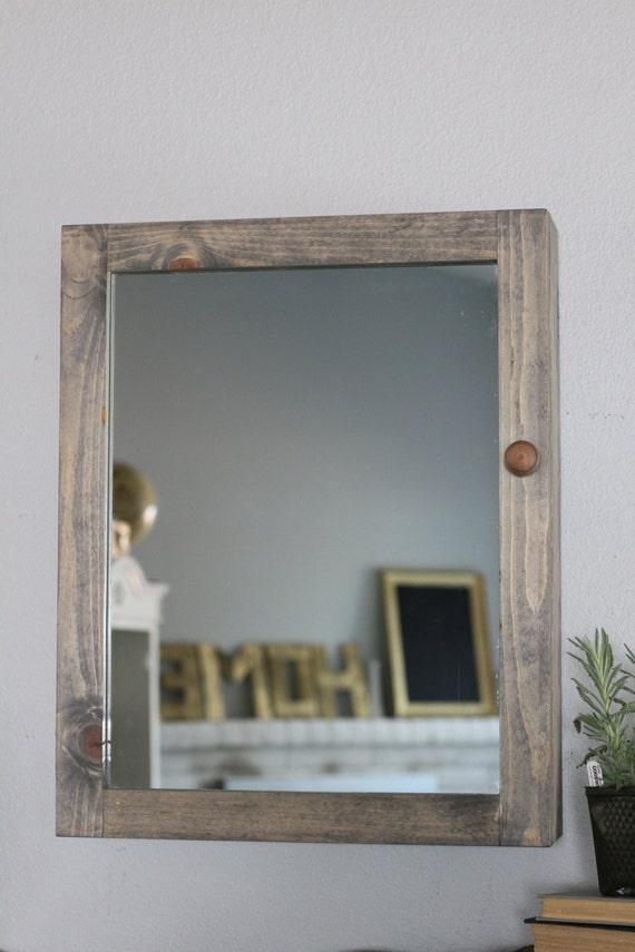 beautiful Medicine Cabinet Etsy Part - 16: Bathroom Wall Cabinet Medicine Cabinet Bathroom Mirror | Etsy