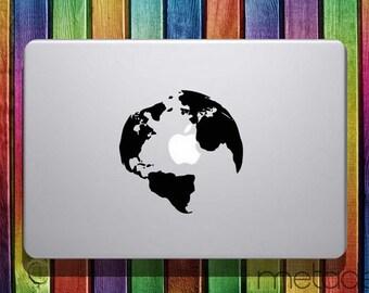Macbook pro stickers etsy world map macbook sticker decal 11 12 13 15 laptop stickers macbook stickers macbook decals macbook sticker macbook pro stickers gumiabroncs Choice Image