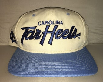 the best attitude e07fc 6ebb1 ... australia vintage north carolina tar heels snapback hat cap rare script  sports specialties 90s jordan ncaa