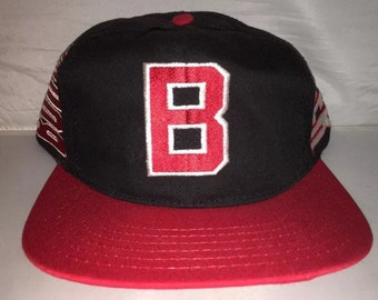 Vintage Budweiser King of Beers bud Snapback hat cap deadstock 90s brew  party frat college made in usa 839868fd0813
