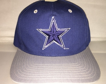 Vintage Dallas Cowboys Snapback hat cap rare 90s deadstock NFL football  eastport 342a9aeab