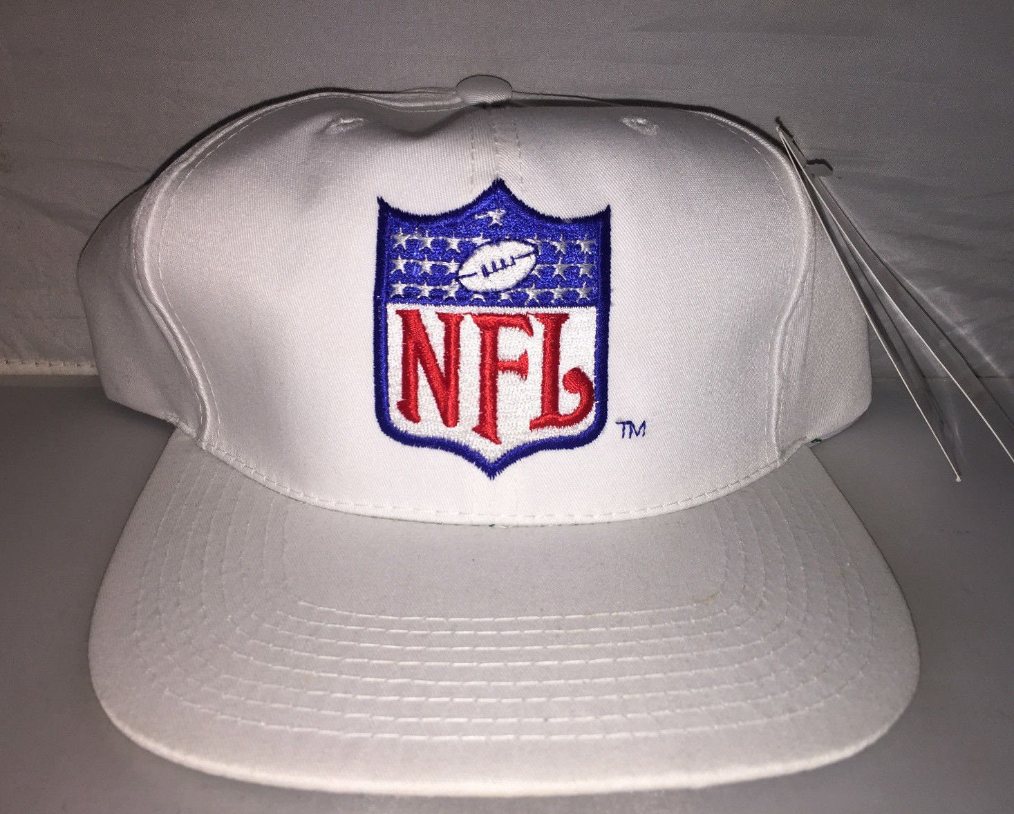 439820adc3b Vintage NFL Logo Shield Sports Specialties Snapback hat cap