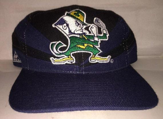 promo code vintage notre dame fighting irish apex one snapback hat cap etsy  780fc 52a67 61de632d20f1