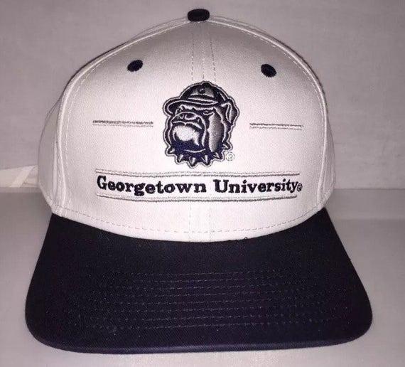 40cd8635a83 Vintage Georgetown Hoyas Snapback hat cap rare deadstock NCAA