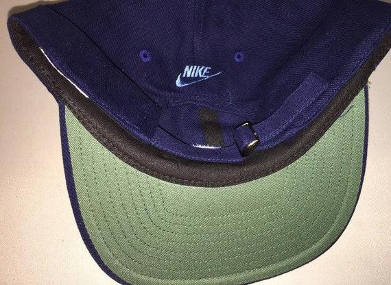 f23dad00c5d Vintage Nike Strapback dad hat cap 90s deadstock rare new